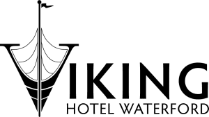 Viking Hotel Logo Black
