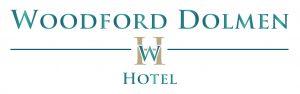 Woodford Dolmen Logo Black CMYK